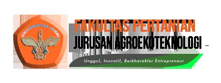 Agroekoteknologi UNJA